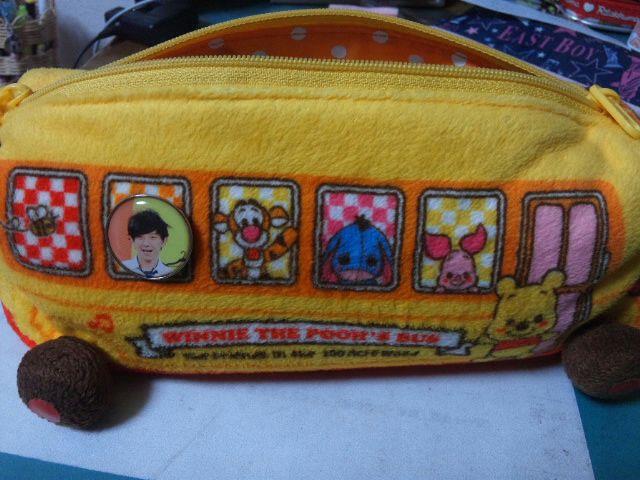 My pencil case☆
